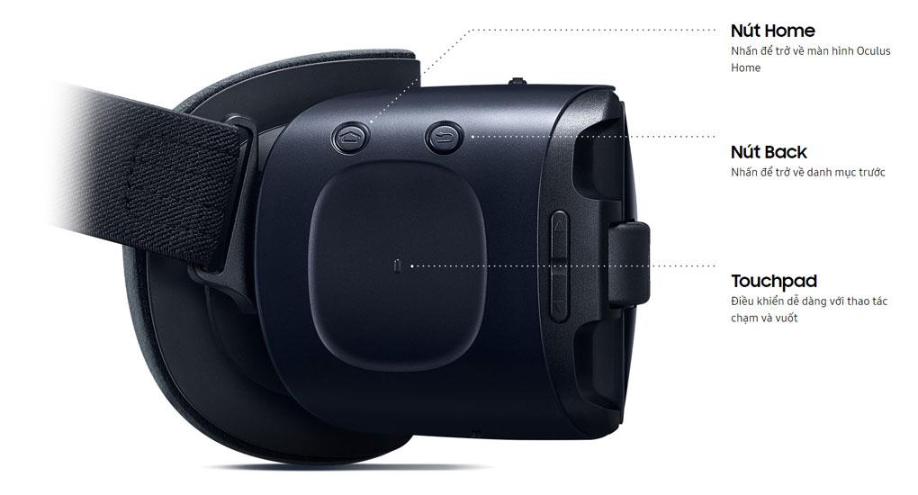 kinh thuc te ao samsung Gear vr r323 chinh hang 13 - Kính thực tế ảo Samsung Gear VR 2 chính hãng