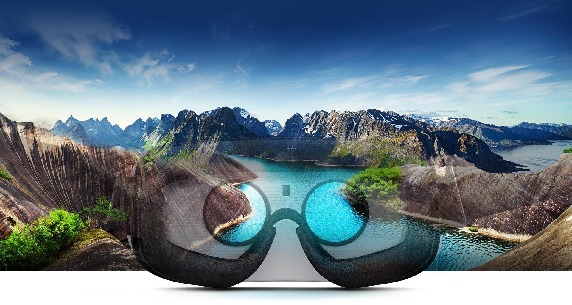 kinh thuc te ao samsung Gear vr r323 chinh hang 19 - Kính thực tế ảo Samsung Gear VR 2 chính hãng