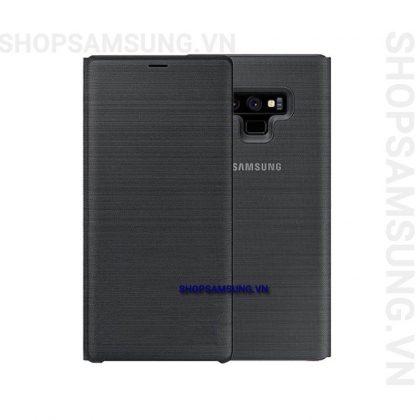 Bao da LED View Cover Case Samsung Galaxy Note 9 đen Black chính hãng 1 420x420 - Bao da LED View Cover Case Samsung Galaxy Note 9 đen Black chính hãng