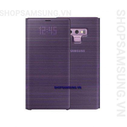 Bao da LED View Cover Case Samsung Galaxy Note 9 tím Lavender chính hãng 1 420x420 - Bao da LED View Cover Case Samsung Galaxy Note 9 tím Lavender chính hãng
