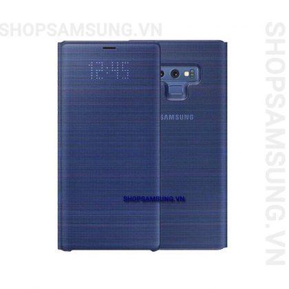 Bao da LED View Cover Case Samsung Galaxy Note 9 xanh Blue chính hãng 1 420x420 - Bao da LED View Cover Case Samsung Galaxy Note 9 xanh Blue chính hãng