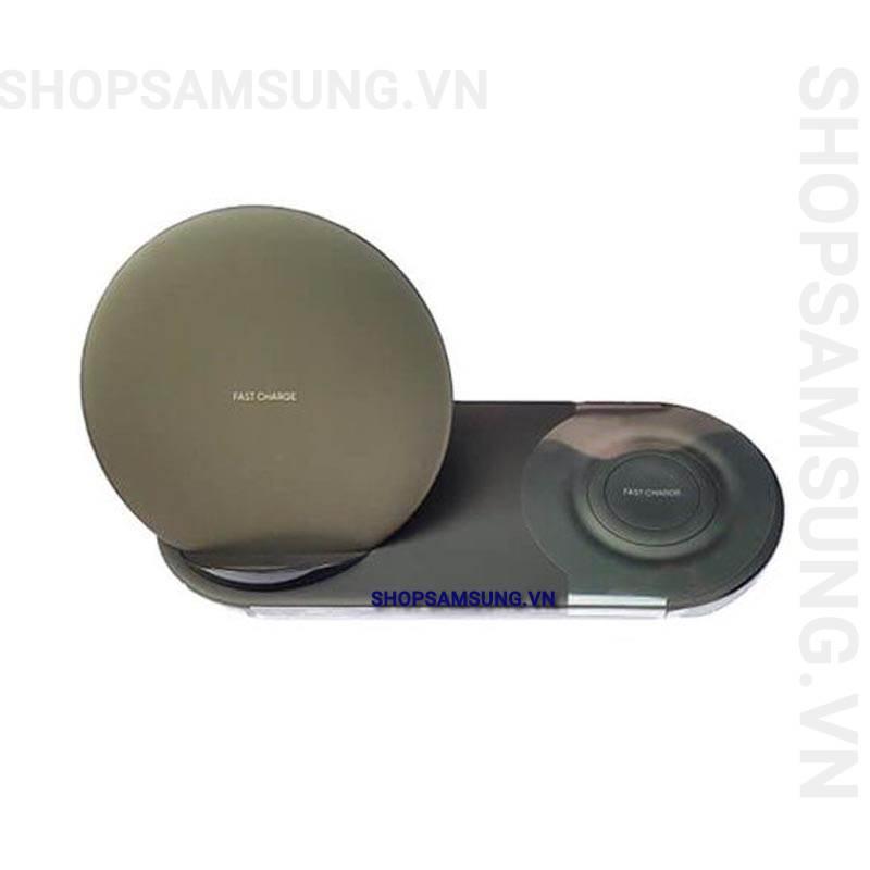 Sạc không dây Wireless Charger Duo Samsung Note 9 chính hãng 0 - Sạc không dây Wireless Charger Duo Samsung Note 9 chính hãng
