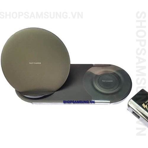Sạc không dây Wireless Charger Duo Samsung Note 9 chính hãng 3 - Sạc không dây Wireless Charger Duo Samsung Note 9 chính hãng