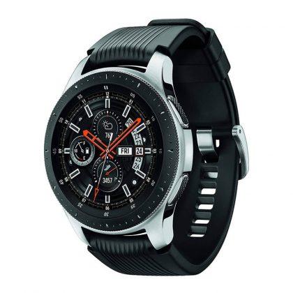samsung galaxy watch 46mm silver 420x420 - Đồng hồ thông minh Samsung Galaxy Watch 46mm Fullbox